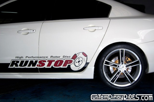 Mazda 3 Speedlab Runstop Custom Pinoy Rides