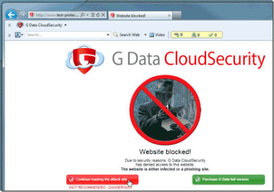 How To Secure Firefox And Internet Explorer Browsing With G Data CloudSecurity