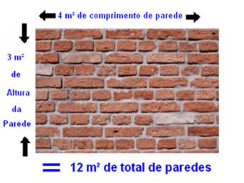 Medir parede de um quarto