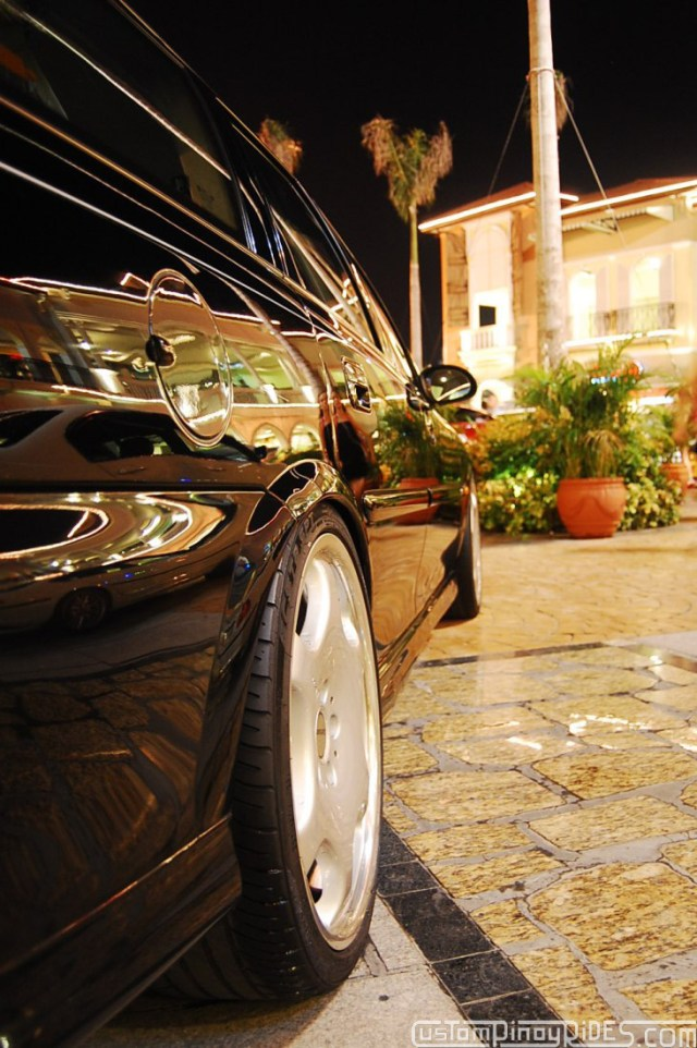 CustomPinoyRides - EuroFest 2010 Opel Vectra Wagon Carlsson Wheels pic6
