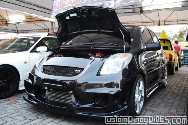 CustomPinoyRides Toyota Yaris Turbocharged by Speedlab pic1