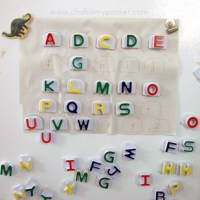 Easiest Letter Activity EVER