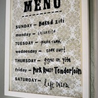 Menu Board Tutorial