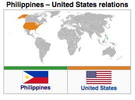 Philippines - United States Relations