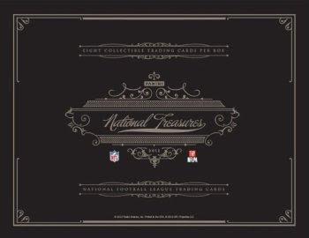 2012 Panini National Treasures Football