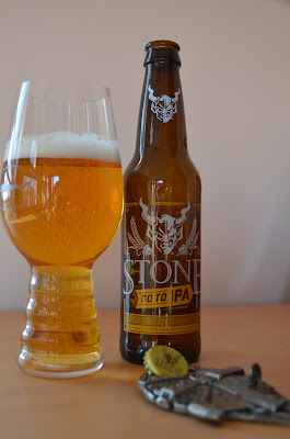 Stone Go To IPA Review