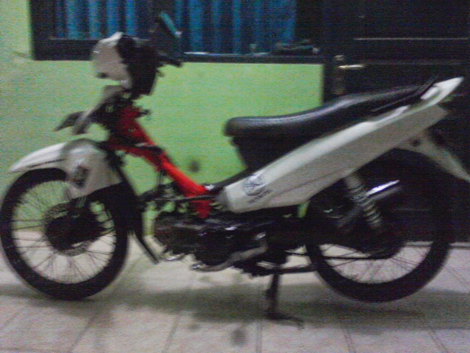 Foto Modifikasi Motor Vega R 2008 Terkeren Dan Terbaru