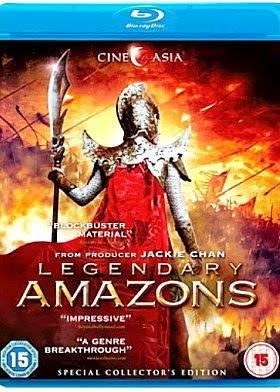 Poster do filme Amazonas Lendárias