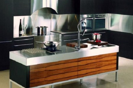 modern kitchen design trends with italian style