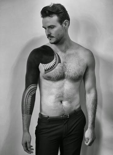 men arm tattoos