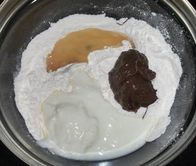 Nutella Brownie Bites Recipe   Eggless Mini Nutella Brownies