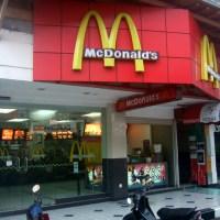 4D3N Bali Day 2 : CIMB Niaga, Ronald McDonald Surfing, Pasar Seni Sukawati, Babi Guling Ibu Oka, Rice Terrace Fields, Mount Batur, Kopi Luwak Coffee, Tanah Lot, Bakso Pendowo Malang, Massage