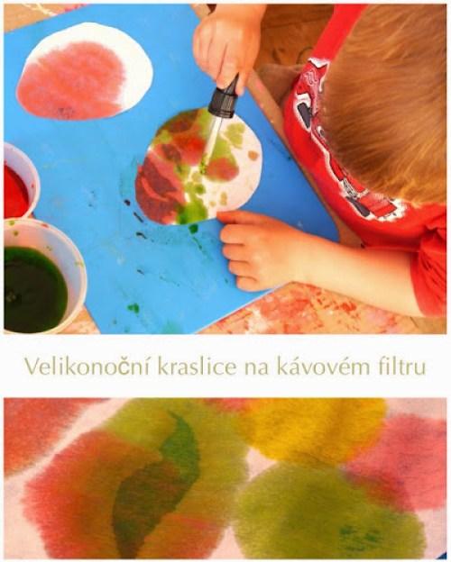Velikonoční tvoření pro děti