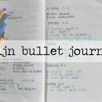 Een kijkje in mijn bullet journal (+ uitleg)