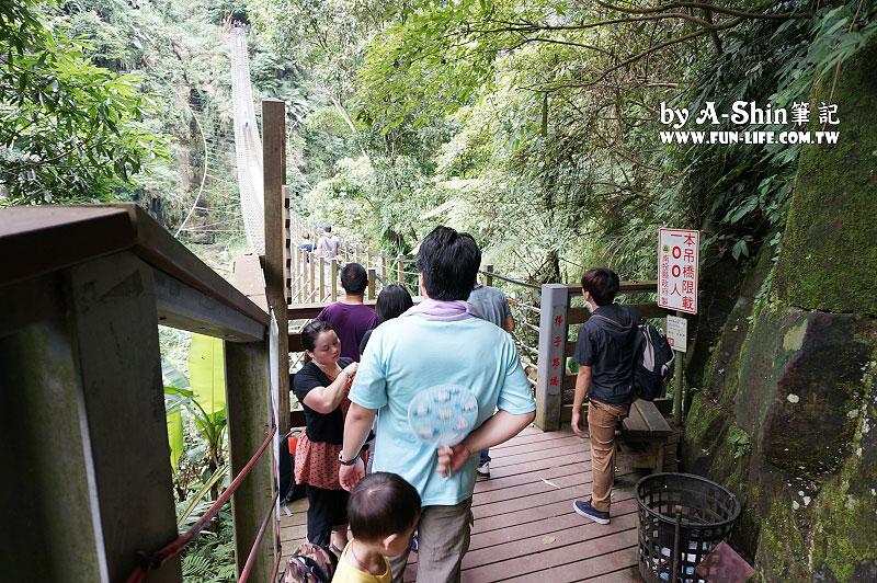 南投竹山遊-竹山天梯-太極峽谷-青龍瀑布31