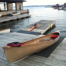 Mare Liberum&#039;s Paper Canoe