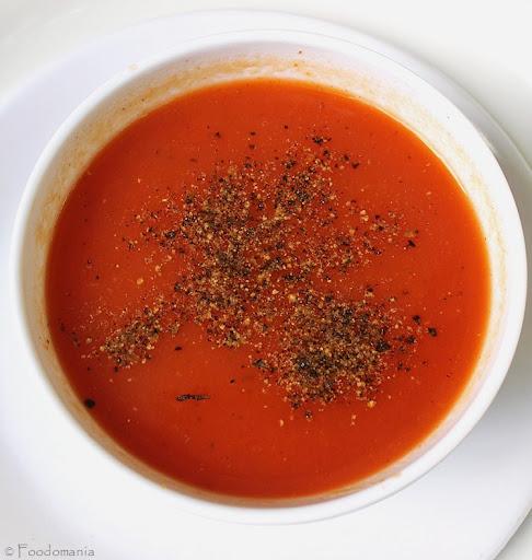 tomato veggie soup recipe