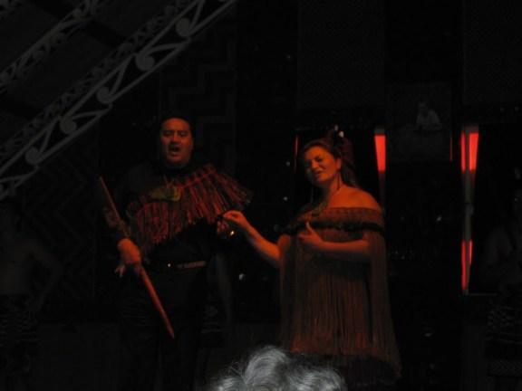 Te Puia Maori folk songs