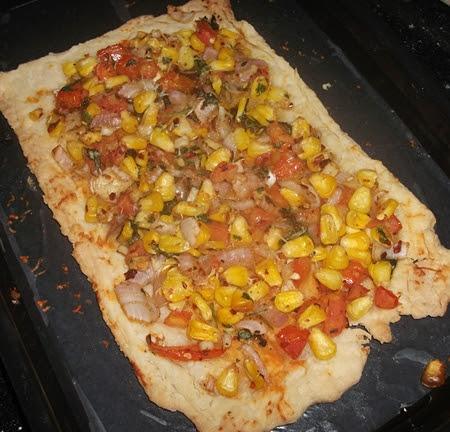 Summer Vegetable Tart Recipe