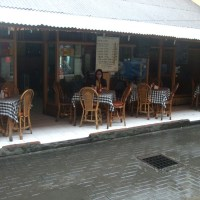 4D3N Bali Day 4 : Rumah Makan Bamboo Corner, Matahari Kuta Square, Tune Hotels Kuta, Ngurah Rai, AirAsia, Indomie, Bintang, Kopi Luwak
