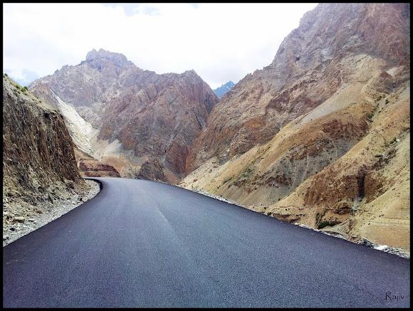 drass to kargil roads