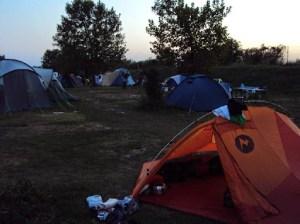 Campingplatz Neue Donau in Wien