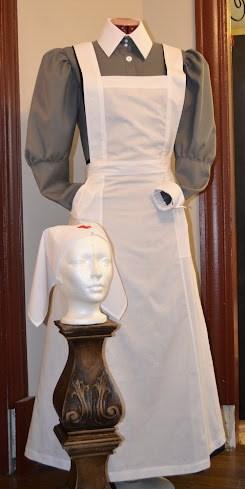 infirmière de la croix rouge 1917