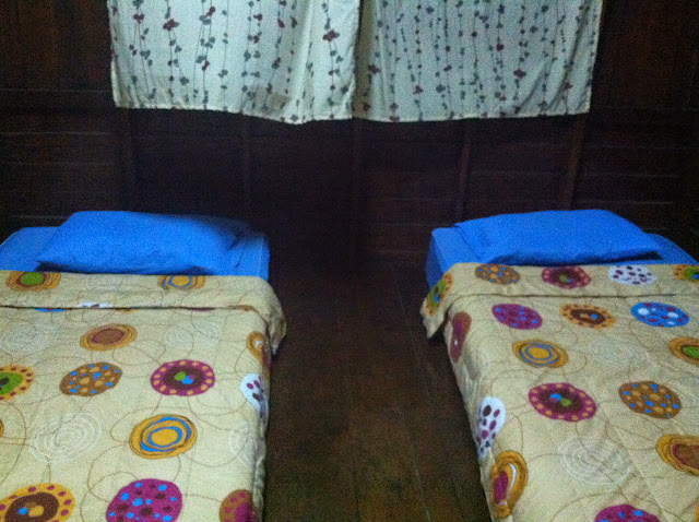where i slept in southeast asia
