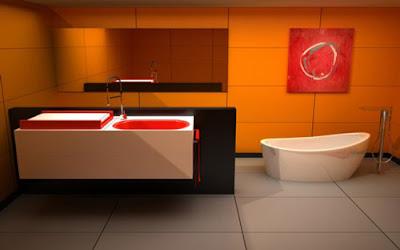 Oranye Warna Untuk 2012