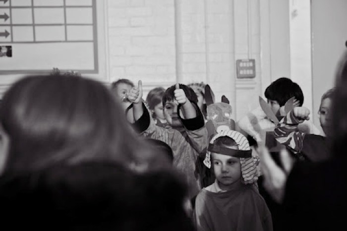 Jayce Nativity Play 2013 25