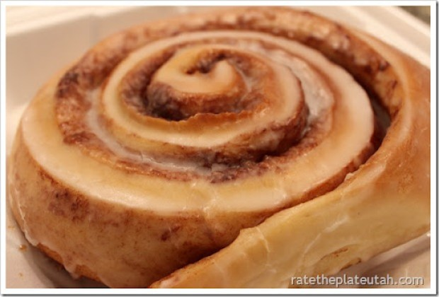 Wallabys Cinnamon Roll