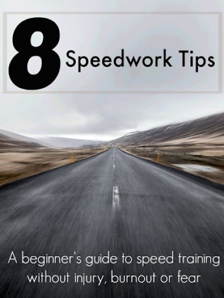 A beginners guide to speed workouts