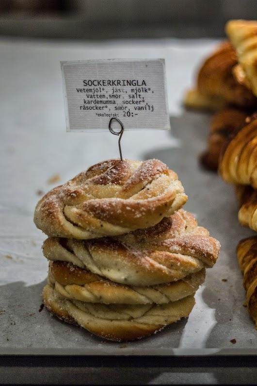 Bakery & Spice i Stockholm - Food Walk i Stockholm -  Mikkel Bækgaards Madblog-