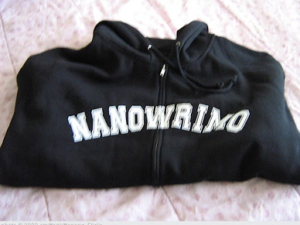 'NaNoWriMo Hoodies Are Heaven' photo (c) 2009, smittenkittenorig - license: http://creativecommons.org/licenses/by/2.0/