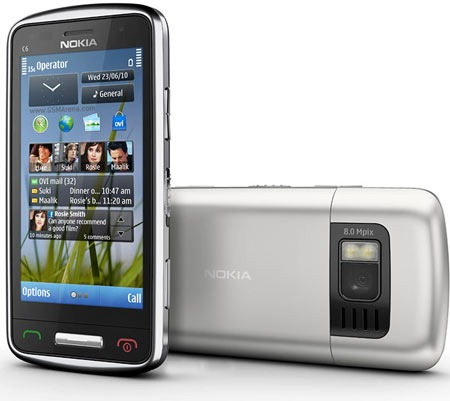 Top & Best 6 NOKIA 3G Touchscreen Mobile Phones in Range of R.S.5000 to R.S15000