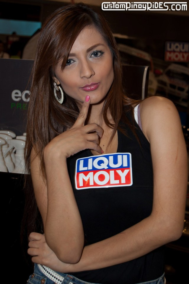 2011 Manila Auto Salon Car Show Babes and Models Custom Pinoy Rides pic2