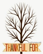 Craftionary - Thankful Tree