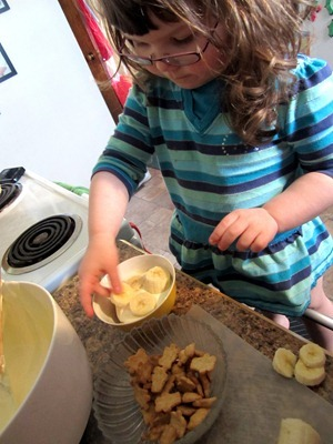 Banana Bear Pudding 3