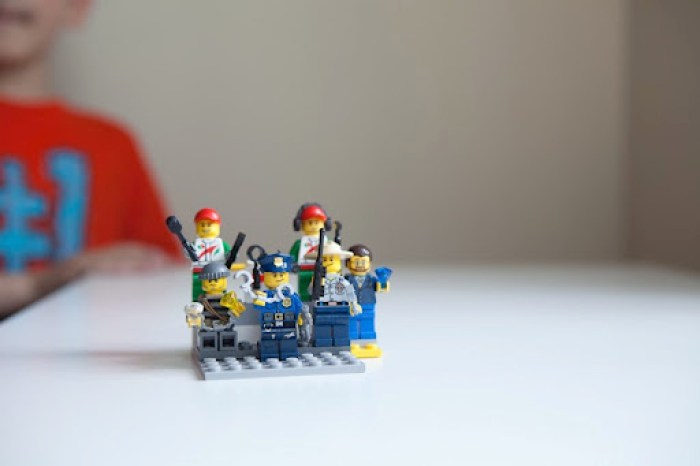 Lego invites 3