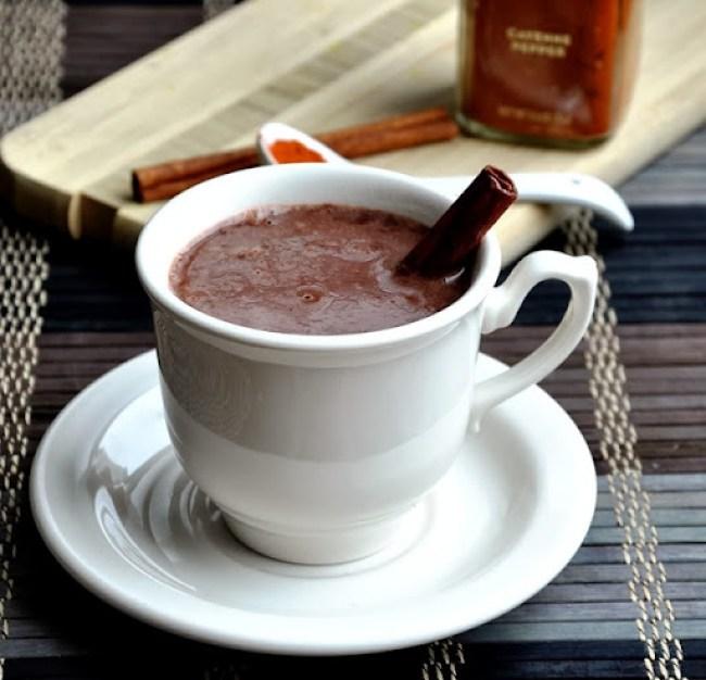 mayan hot chocolate 289