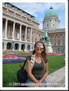 Castelo Buda_Budapeste