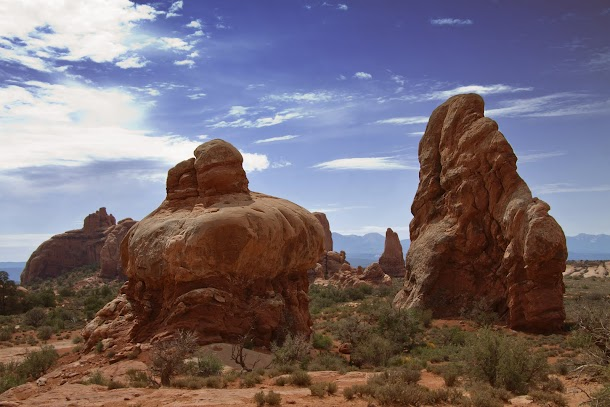 Rock Cluster - Arches National Park.jpg