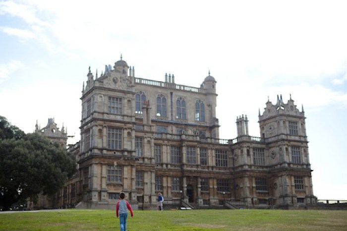Wollaton Hall Outside 13