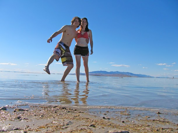 Playing in the Great Salt Lake.jpg
