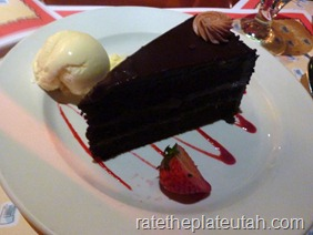 Les Chefs de France Chocolate Mousse Cake