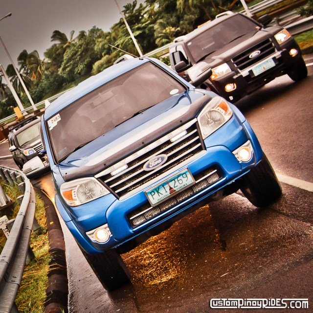 Ford Club Philippines Everest Ranger Custom Pinoy Rides