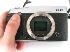 Fujifilm X lens mount