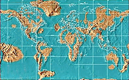 Debunked Leaked US Navy Map New Madrid Submerged US Metabunk - Us navy map after pole shift