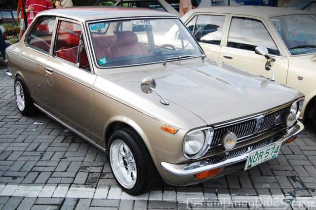 Pristine Old School Toyota Sprinter KE10 by Cartistics Auto Restoration Garage pic1