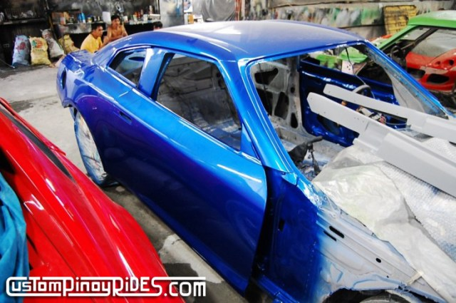CustomPinoyRides Atoy R33 to R35 conversion pic15